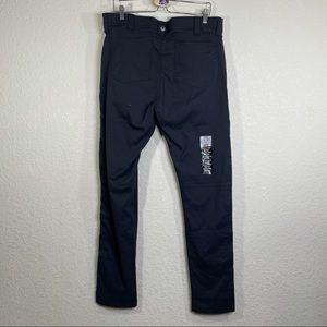 Wrangler Men's Relaxed Fit Straight Cargo Pants 32